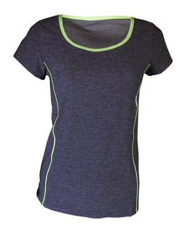 Ex Major High Street  Ladies Sports T Shirt - WAS £2.40   NOW £1.00