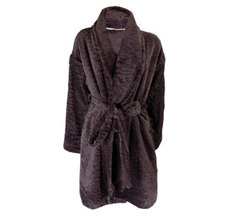 Ex M-S Ladies  Fleece Dressing Gown - £6.00