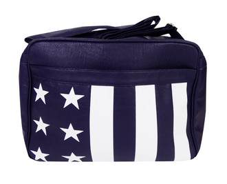 Ex T-p M-n Flag  Printed Bag  - £4.00