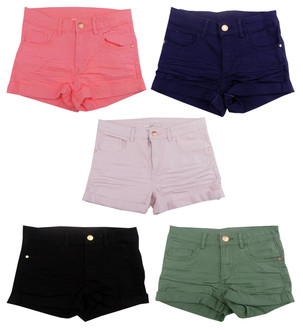 Ex H-M Girls Shorts  - £3.00