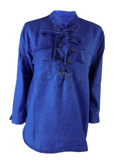 Ex B-rshka Ladies Denim Tunic - £4.95