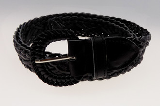 Ladies Plait  Belt  - £1.00