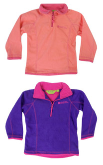 Ex Mount-n Ware-ouse Girls Fleece - £3.25