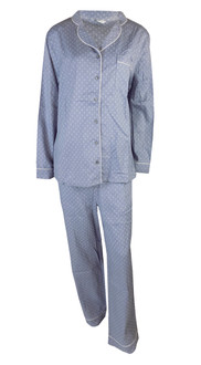 Ex M-S Ladies Grey  Pyjama Set - £5.75