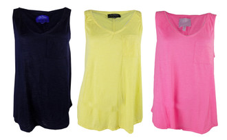 Ex N-xt Ladies Sleeveless Summer Top - £1.75