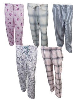 Ex M-S  Ladies  Assorted PJ  Bottoms  - £2.50