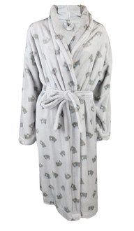 Ex Major High Street Ladies 'Tatty Teddy ' Dressing Gown - £8.50