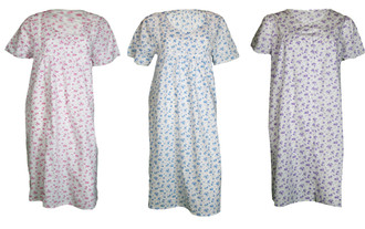 Ex Major High Street Ladies Short Sleeve  Nightdress - £3.75