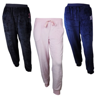 Ex Major High Street Ladies Velour PJ  Bottoms  - £2.25