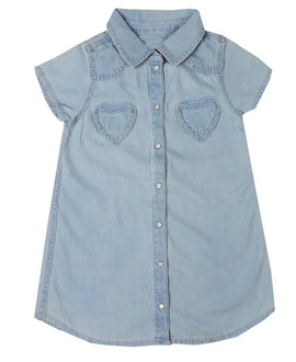 Ex N-xt Girls Short Sleeve Tunic Top - £3.25