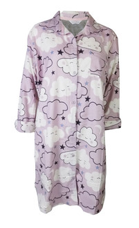 Ex M-S Ladies Cloud Nightshirt - £4.95