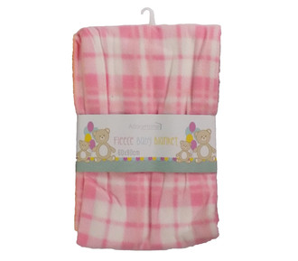Childrens Fleece Blankets - £1.50