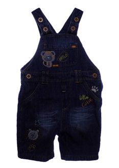 Ex Major Highstreet Boys Dungaree  -  £3.00
