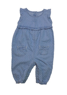 Ex Major Highstreet Girls Romper Dungaree  -  £3.00