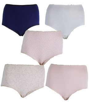 Ex Major Highstreet Ladies Full Briefs - £1.00