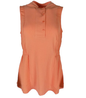 Ex N-xt Ladies Sleeveless Popper Front Top - £2.95