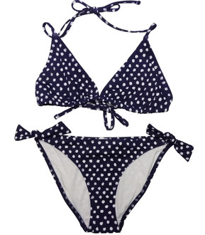 Ex Major Highstreet Blue Bikini Set - £4.00