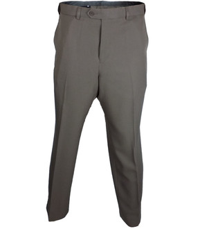 Ex M-S Mens Flat Front Trousers  - £4.95