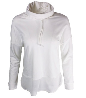 Ex Major Highstreet Ladies Roll Neck Sports Top - £3.50