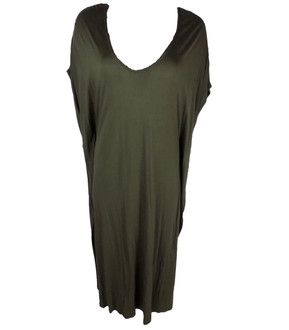 Ex M-S Ladies Angel Sleeve Maxi Dress - £4.50