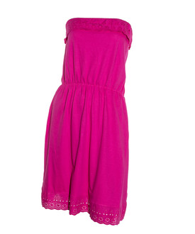 Ex Major Highstreet Ladies Strapless Dress - WAS £3.00   NOW £1.00