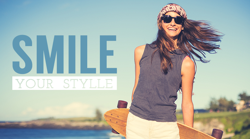 Smile, Your style
