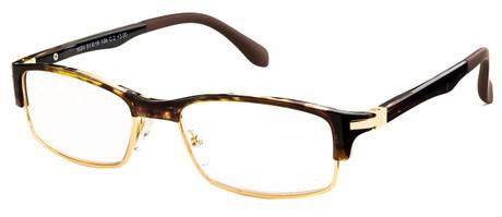 Brown Tortoise 3024 Reading Glasses