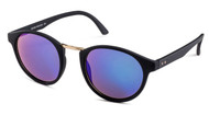 Black Round Sunglasses