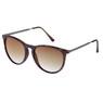 Keyhole Bridge Round Sunglasses