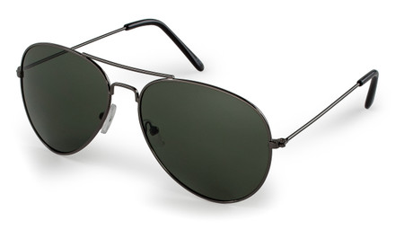 Gunmetal Aviator