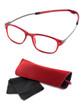 Red 3014 Reading Glasses