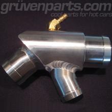 Billet MK4 VR6 12V Upper Radiator Hose 4Y Pipe