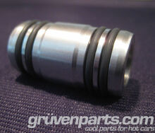 GruvenParts Billet Aluminum 6061-T651 Oil Tube for Audi / VW 4.2L V8