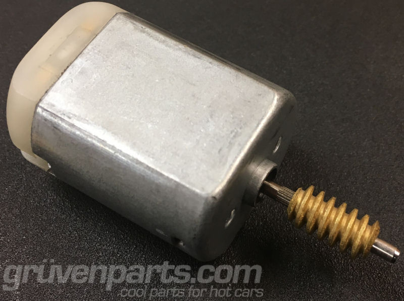 New all brass power folding mirror gears and for Power mirror motor repair