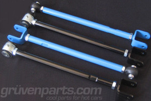 VW MKIV R32 and Audi TT MK1 Adjustable Rear Control Arms by GruvenParts.com