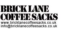 Brick Lane Coffee Sacks
