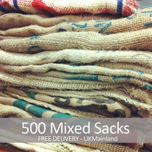 Full Range of 500  £2 - £10 Sacks. Free Delivery to UK Mainland.
