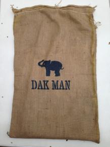 Dak Man Coffee Sack  Sack Front