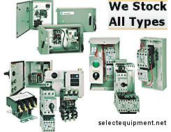 15D5G67 GENERAL ELECTRIC Motor Starter
