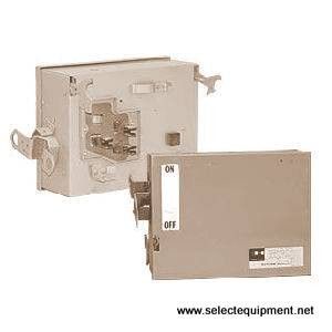 CP2HD361 CUTLER HAMMER BUS PLUGS TAP BOX