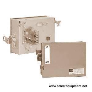 CP2HD465 CUTLER HAMMER BUS PLUGS TAP BOX