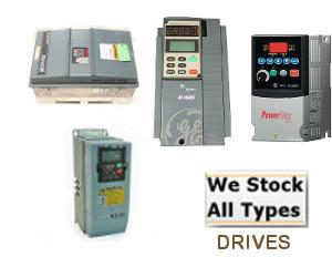 20V4151   RELIANCE GV3000 15.5-20 HP DRIVE