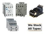 100C6000A Allen Bradley  60A 120V VOIL IEC CONTACTOR (N)