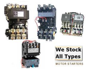 1775S1U18B SCHNEIDER ELECTRIC/SQUARE D  SQUARE D 120V COIL SIZE 3 (USED)