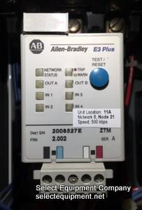 592-EC2BC ALLEN BRADLEY OVERLOAD RELAY