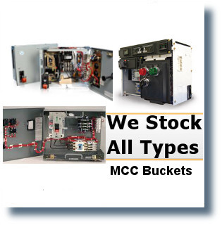 AB TBF 15A HMCP/60A FDB Allen Bradley MCC BUCKETS;MCC BUCKETS/BREAKER FEEDER