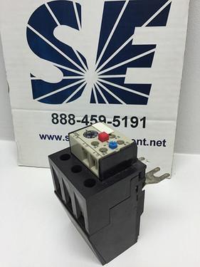 Siemens 3UA58-00-2T bi-metallic overload relay