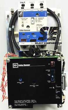 EA090PN, Eaton EA090PN 50 HP Easy Start Advantage soft starter