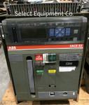 E2N-A12, abb 1200 amp frame circuit breaker, SACE E2