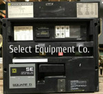 SEF36800LSI 800 amp frame 800 amp trip, Square D SEF insulated case circuit breaker